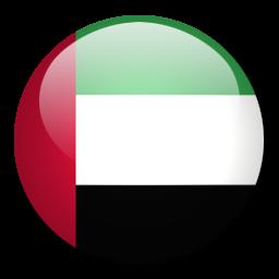 Arabic Flag UAE