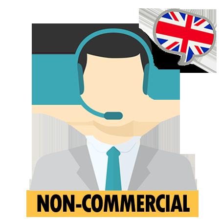 Ian - Male UK-English Voice Image