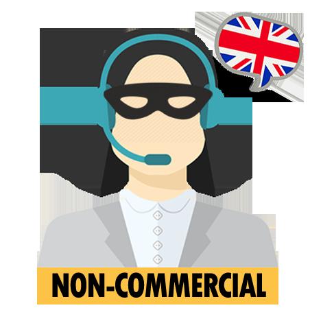 Whisper - Female UK-English Character Voice Image